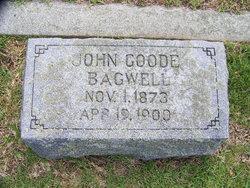 John Goode Bagwell