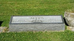Hallie <I>Ormsby</I> Allen