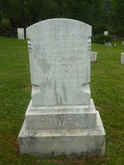 Louisa G. <I>Williams</I> Bowen
