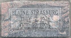 Elaine Strasburg