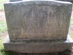 James Franklin Allen