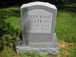 Roger Knox Aletras