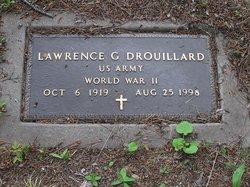 Lawrence G Drouillard