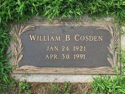 William Burton Cosden