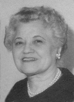 Ruth Beatrice Henrietta <I>Eggebrecht</I> Andersen