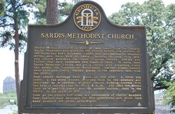 Sardis United Methodist Church Cemetery