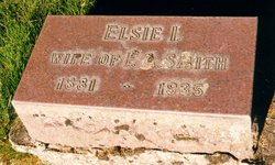 Elsie Ida <I>Coffield</I> Smith