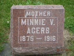 Minnie Viola <I>Whicker</I> Agers
