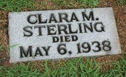 Clara May <I>Irons</I> Sterling