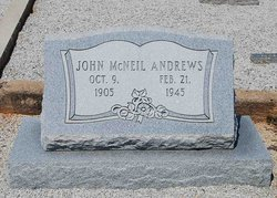 John McNeil Andrews