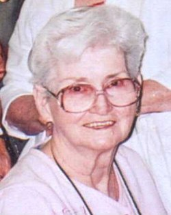 Mary Alice <I>Underwood</I> Rehbeger