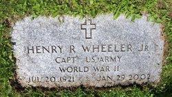 Henry Russell Wheeler Jr.
