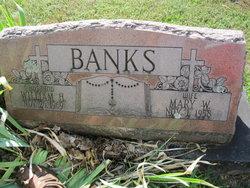 Mary <I>Warfield</I> Banks