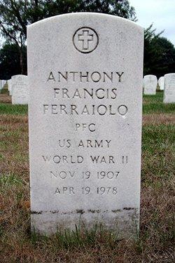 Anthony Francis Ferraiolo