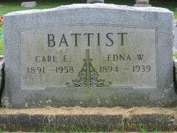 Edna W. Battist