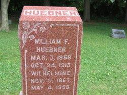 Wilhelmine Huebner