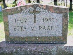 Etta M. Raabe