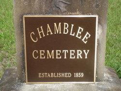 Chamblee Cemetery