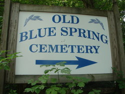 Old Blue Spring Cemetery