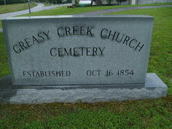 Greasy Creek Church Cemetery