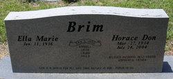 Horace Don Brim