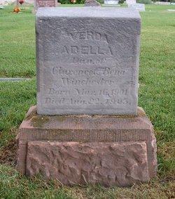 Verda Adella Winchester