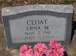 Erna <I>Schmidt</I> Cloat