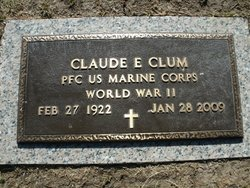 Claude E. Clum