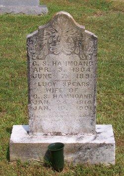 Lucy <I>Spears</I> Hammoane