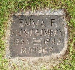 Emma Ellen <I>Davis</I> Montgomery