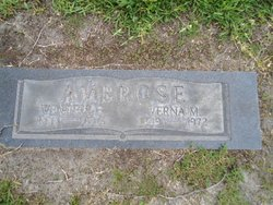 Verna May <I>Forster</I> Ambrose