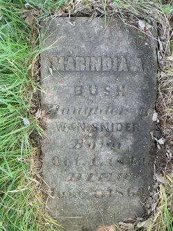 Marinda A <I>Snider</I> Bush