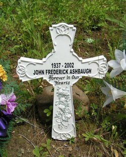 John Frederick Ashbaugh