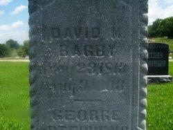David M Bagby