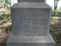 Louise Hayney