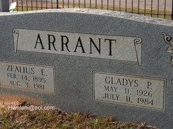 Gladys <I>Perkins</I> Arrant