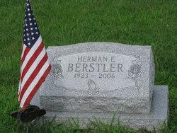 Herman E Berstler