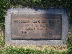 William Daniel Bills