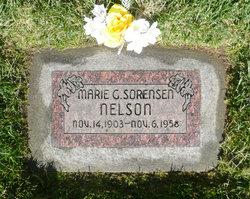 Marie G. <I>Sorensen</I> Nelson