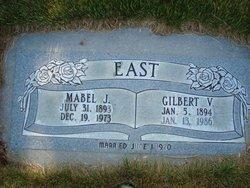 Mabel Marie <I>Jacobsen</I> East