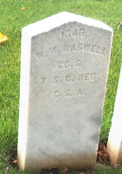 Pvt William W. Bagwell