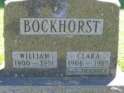 William Bockhorst