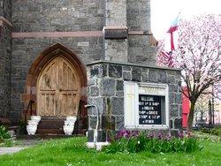 Saint George's Episcopal Church Graveyard