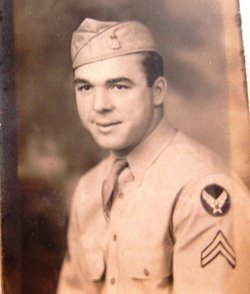 Sgt Walter Doyle Roquet