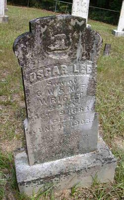 Oscar Lee Wright