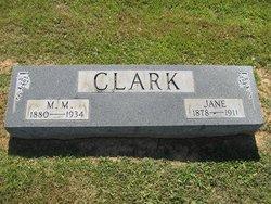 Susan Jane <I>Boatwright</I> Clark