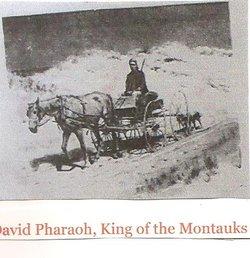 """Chief David """"king"""" Pharoah"""