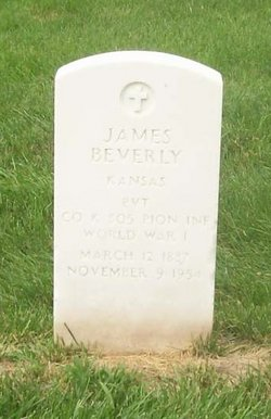 James Beverly