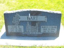 "Marcus Fielding ""Mark"" Hart"