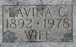 Lavina Corinne <I>Aubuchon</I> Webster